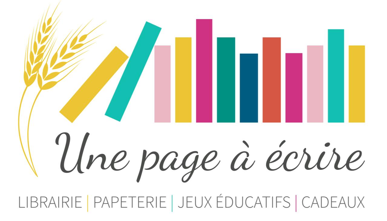 Une page à écrire - Librairie à Janville